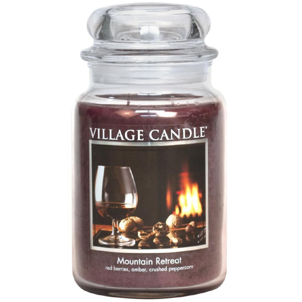 Village Candle 6